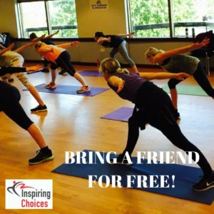 BRING A FRIEND FOR FREE!