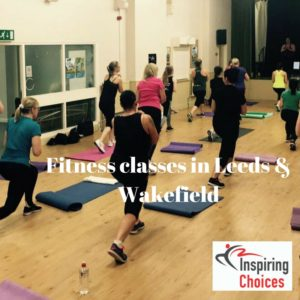 keeping fit with Inspiring Choices